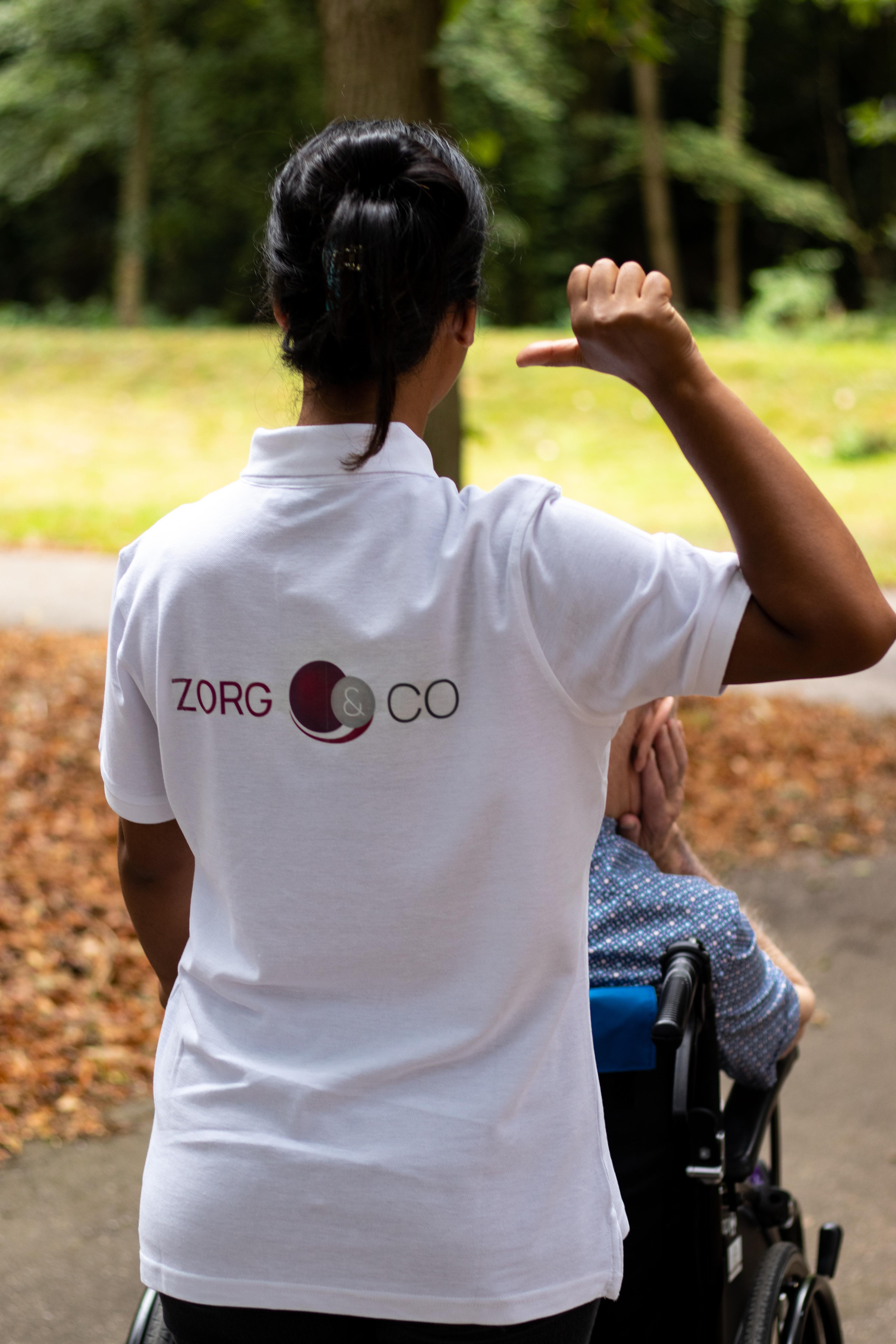 Geholpen worden door Zorg&Co